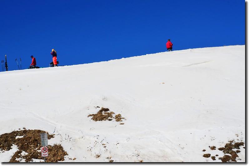 Loveland Pass  山景 10