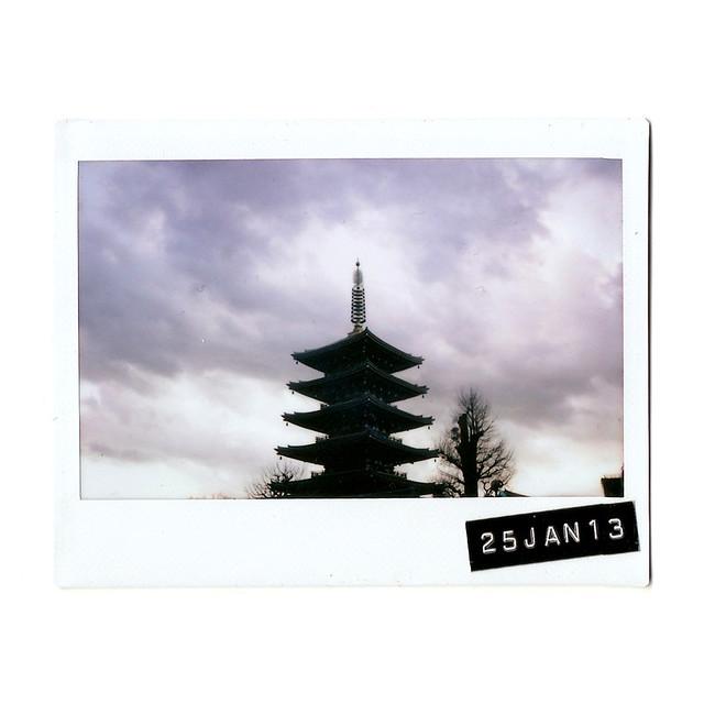 Fujifilm Instax 210 – 25JAN13