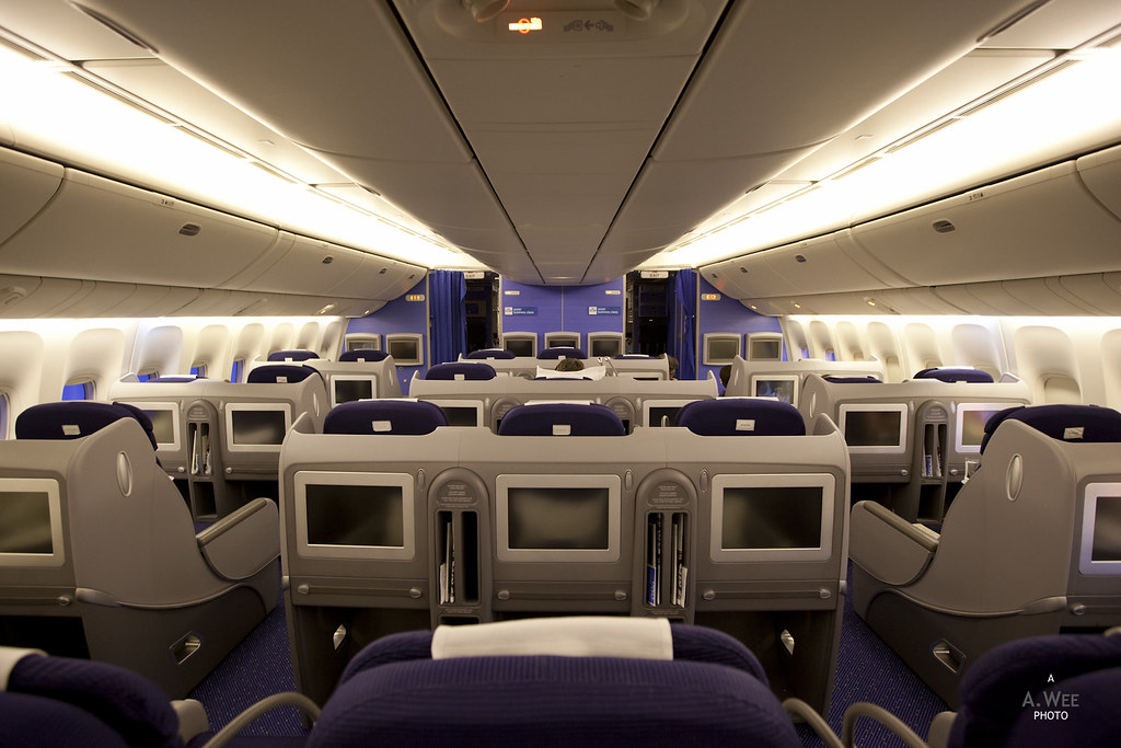 Klm Business Class 777 300er 2017 Ototrends Net