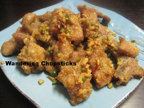 Chinese Deep-Fried Pork Chop 1