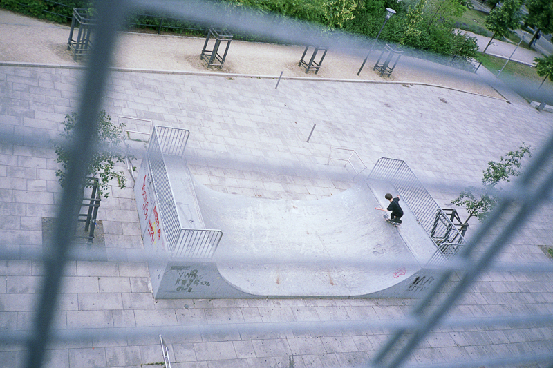Christoph Götz - Backside Smith
