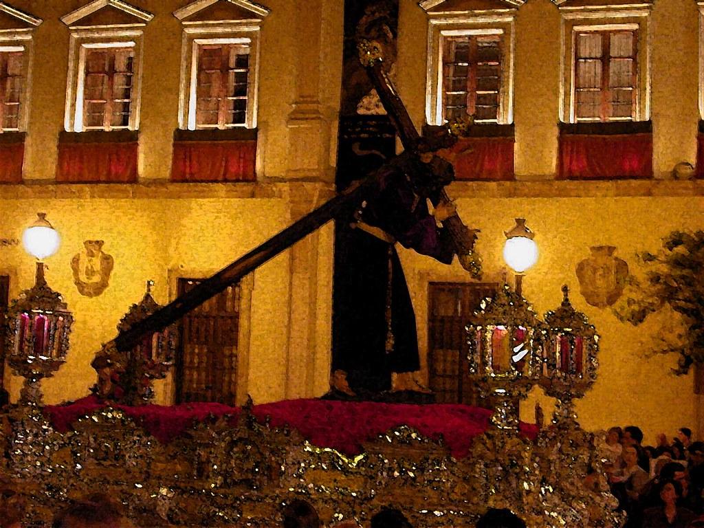 Hermandad de Pasión de Sevilla