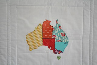 Received from Vid70 in the Down Under Doll Quilt Swap