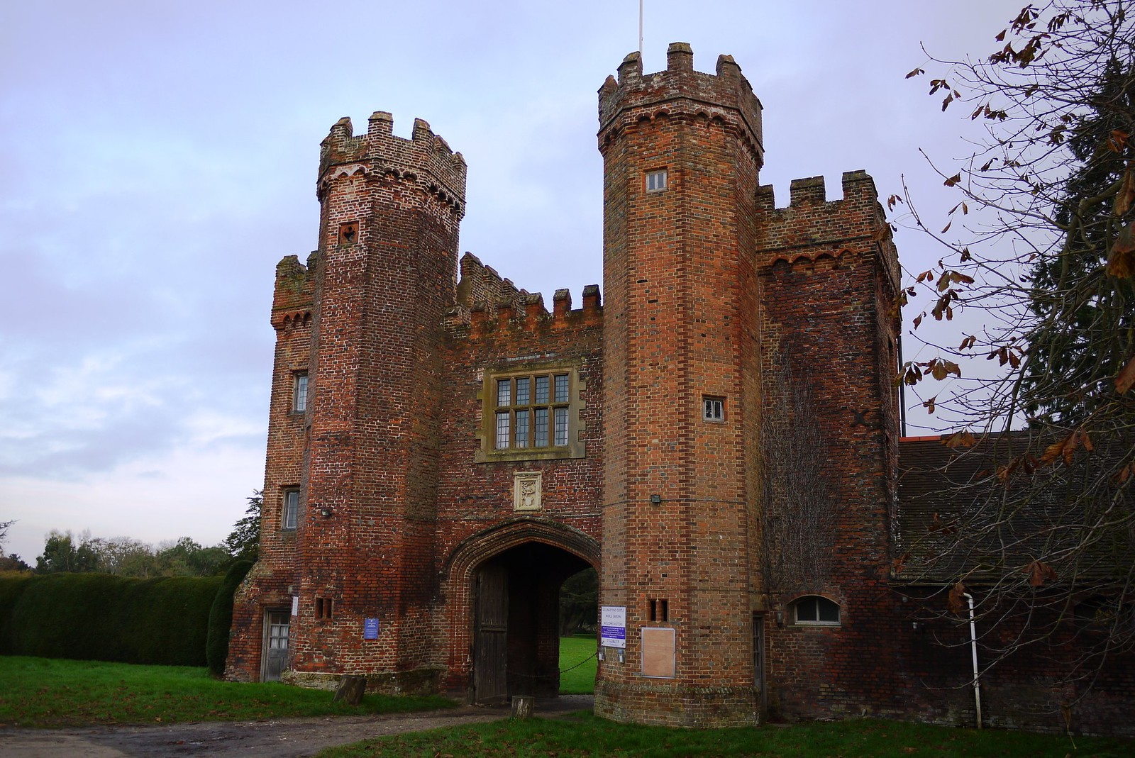 Lullingstone Castle Otford to Eynsford