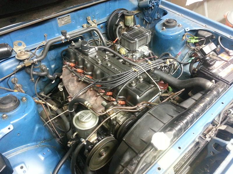 '79 Blue Metallic X3 in Massachusetts  11072145066_1de8f6553c_c