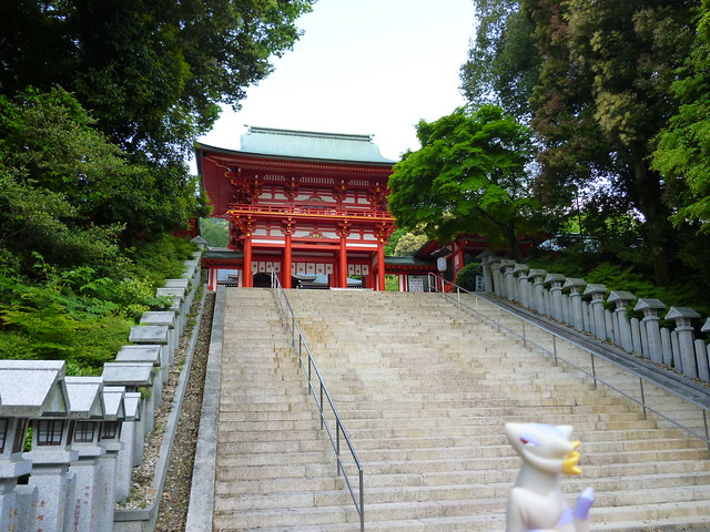 Photo:Mienshao in Otsu, Shiga 5 (Oumi Jingu Shrine) By Kasadera