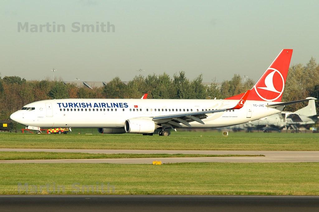 TC-JYC - B739 - Turkish Airlines