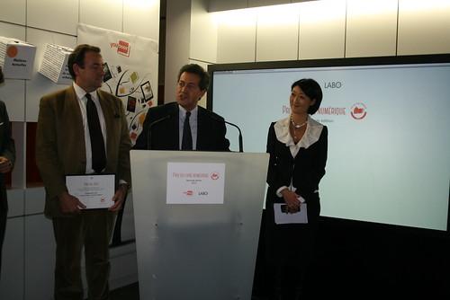 Prix de livre numérique 2013