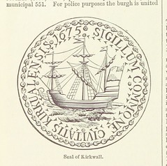 "British Library digitised image from page 510 of ""Ordnance Gazetteer of Scotland ... New edition. Edited by F. H. Groome"""
