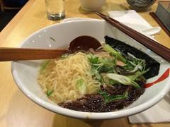 Ramen at Sapporo