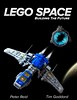 LEGO Space : Early Cover Concept