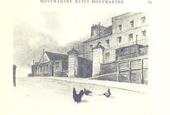 "British Library digitised image from page 49 of ""La Vie à Montmartre. Illustrations de P. Vidal"""