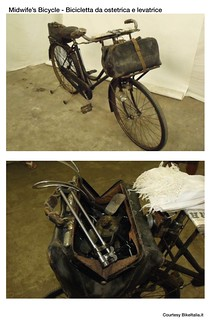 Cargo Bike History: The Midwife's Bicycle