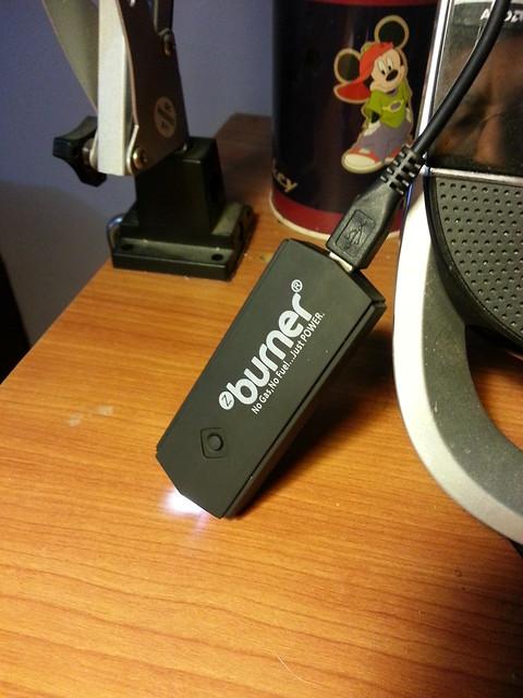 ZBURNER mecho USB