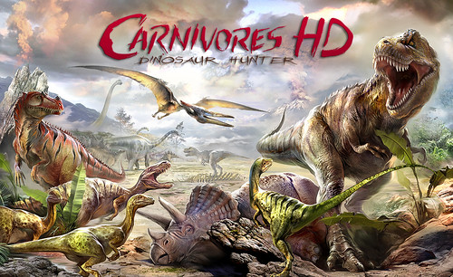 Carnivores: Dinosaur Hunter HD sale hoy en PS3 - PlayStation.Blog ...