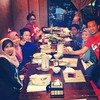 Family dinner at Jendela Bali... by 3V0M