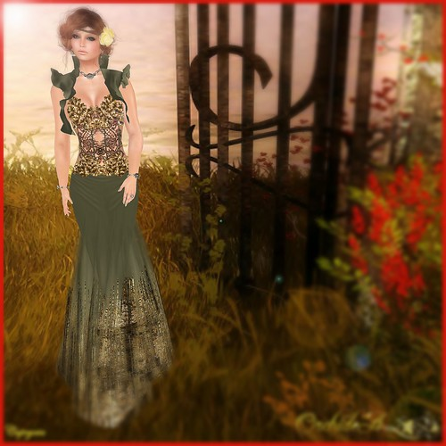 JALOUSIE For Orchidea Couture by ♥Caprycia♥