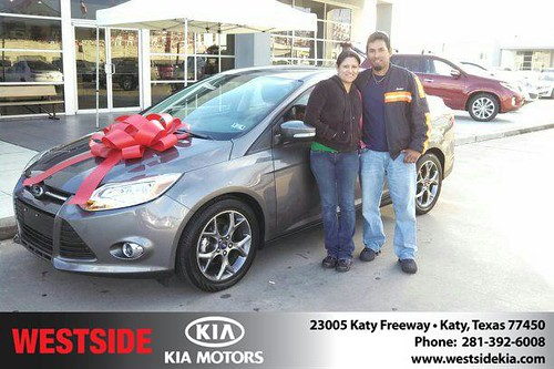 Thank you to Alfredo Ballessteros on your new car  from William Hadnott and everyone at Westside Kia! #NewCarSmell by Westside KIA