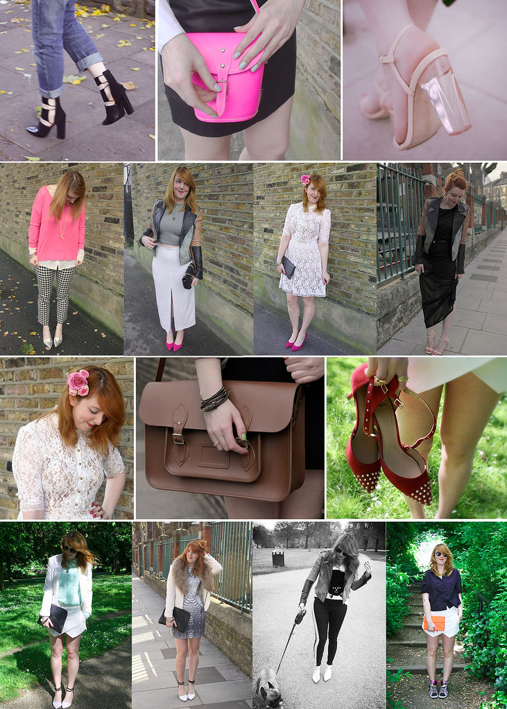 Top UK Fashion Lifestyle Blogs, 2013 in review
