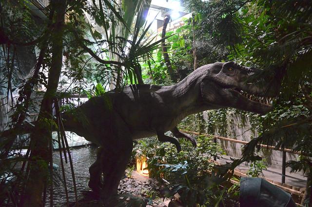 Biosphaere Potsdam Tyrannosaurus Rex