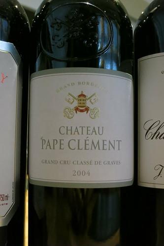 Ch. Pape Clement 2004, Pessac-Leognan, Graves
