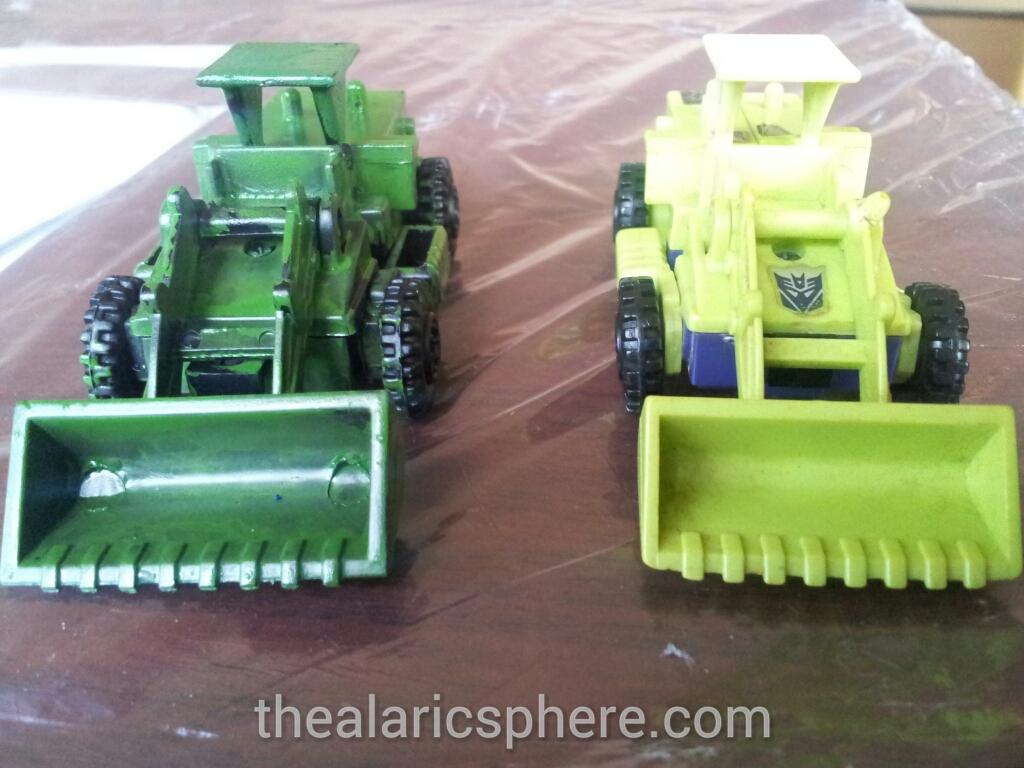 Devastator-project-transformers-g1-custom-Scrapper