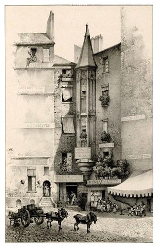 009-Souvenir du vieux Paris…1835- L.T. Turpin de Crissé- Institut National d'histoire de l'art- INHA
