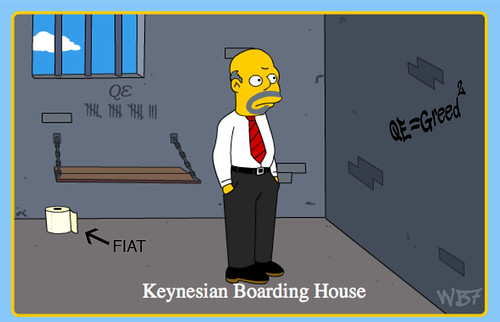 KEYNESIAN BOARDING HOUSE by WilliamBanzai7/Colonel Flick