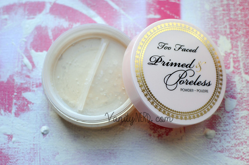 too faced primed&poreless