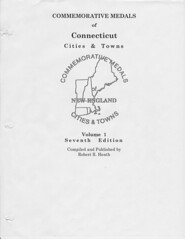 Connecticut Medals cover