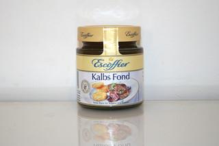 05 - Zutat Kalbsfond / Ingredient veal fond