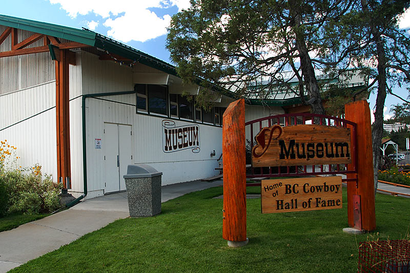 Williams Lake Museum, Williams Lake, Cariboo, British Columbia, Canada