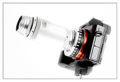 Bausch & Lomb Tessar 1C 113/4.5 enlarger lens