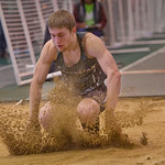 2014-01-15 -- Titan Triangular Indoor Track Meet
