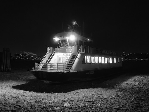 Ferry or Icebreaker?