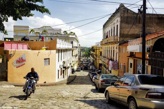 Santo Domingo Calle