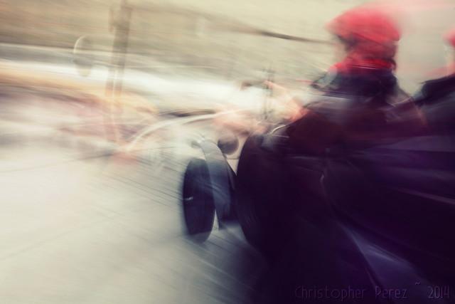 la traversee de Paris ~ hivernale ~ 2014