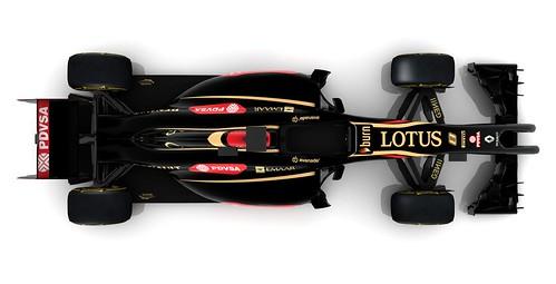 lotus f1 team 2014 E22
