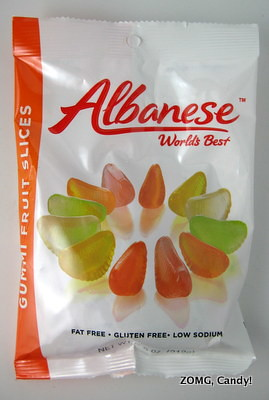Albanese Gummi Fruit Slices