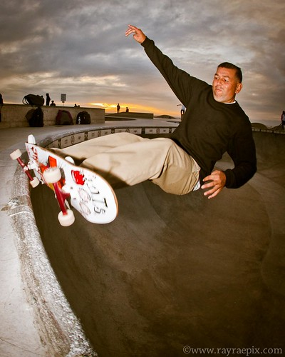 Venice Skate Park Picture of the Week: 1-26-14