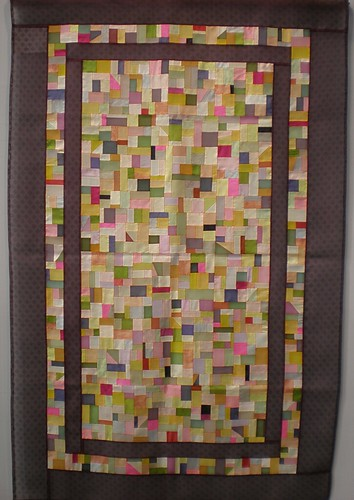 Korean Silk Quilt