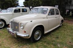 1956 Rover P4 90 Saloon