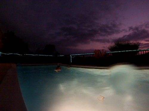water night hawaii video swimmingpool bigisland 500views kailuakona 2014 gopro