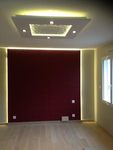 Decoration Du Plafond plafond déco staff - jean-jacques meudec peinture décoration staff