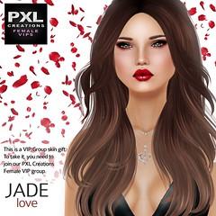 [PXL] JADE Love VIP gift
