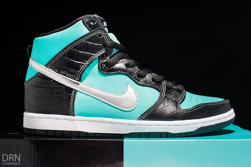 Diamond/Tiff SB High's.