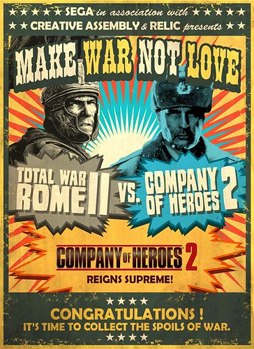 Make War Not Love - COH2 Wins!
