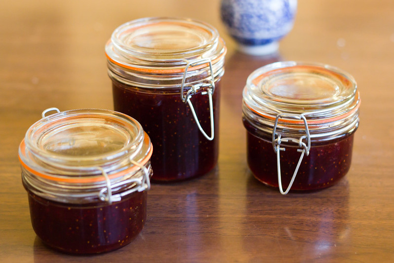 Monday, February 17: Jason made jam.