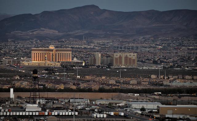 South Point Casino, Las Vegas, Nevada