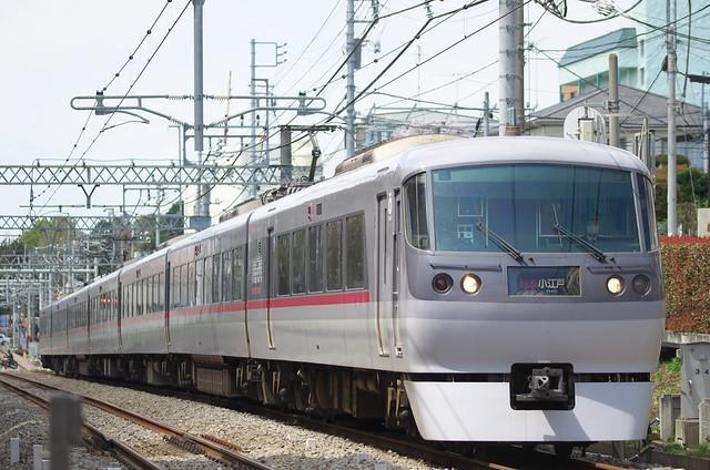 Tokyo Train Story 西武新宿線 小江戸号 2014年4月5日